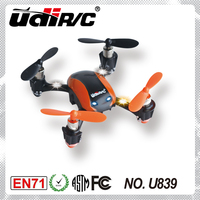 2014 NEW! 3D 2.4Ghz 4CH 6 AXIS small drone U839