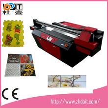 UV printer for home design printing digital ceramic tiles printer , ceramic 3d printer ,DY1510 ceramic printer
