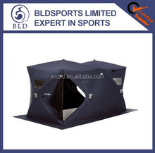 2015 The good quality and hot sale 8 man Pop up ice fishing hut