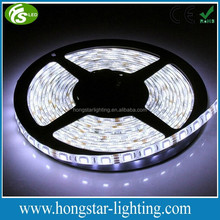 Hot! mixed!SMD RGB 5050 waterproof black light led strips