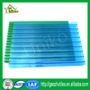 Ge bayer raw material uv protective polycarbonate roof gazebo/sunroom roof/swimming pool roof