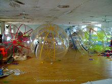human hamster water balls inflate fun bounce tpu ball ,water walking ball