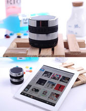For Ipad+PC Bluetooth Speaker Music Speaker Support Different Format