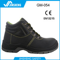 Wenzhou Construction plastic toe safety shoe