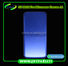 3D sublimation mobile phone case cover plastic injection mould for SFM-Micromax Canvas A1