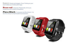 Hottest Design High Quality ,Android Wrist Watch ,Smart Bluetooth Watches/