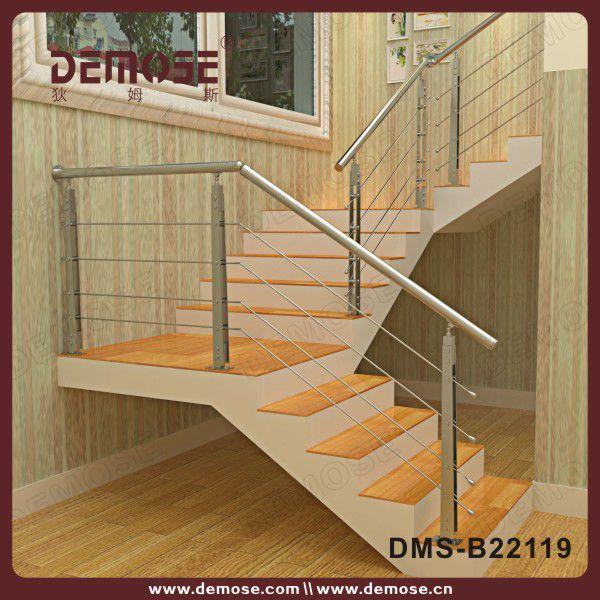 Trap van roestvrij stalen leuningen goedkope prijs balustrades en leuningen product id - Railing trap ontwerp ...