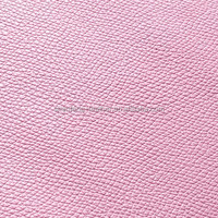 2016 new epsom pattern synthetic PU guangzhou leather for Coach bags