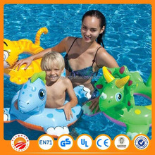 baby bath safety Inflatable animal floats inflatable swimming ring for baby