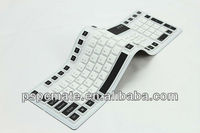 New Type Super Slim Multimedia Roll Up Keyboard