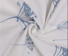 The dandelion Printed cotton fabric for child,dress,hometextile