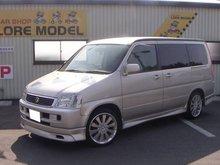 2000 HONDA STEP WGN DELAXY F AERO /Wagon/ Used car From Japan / ( bl0010 )