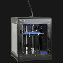 Home Use Abs Model 3d Printer,dual extruder 3d printer kit,3D printer for sale large printing object size
