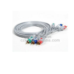 Manufacturers of high-quality 5 pole 3.5mm plug to 3 rca cable 3.5mm male stereo jack cable multiple rca connector
