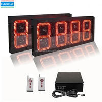 Ali imports RS232 control IP65 waterproof electronic rolling display