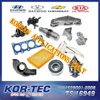 Kia Pride suspension parts and other auto parts