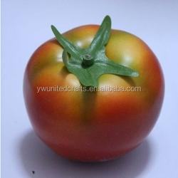 Decorative tomato toy,imitation tomato, Educational toys