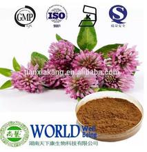 Trifolium pratense L ES formononetin 20% formononetin red clover extract formononetin powder 40% Isoflavones 20% formononetin