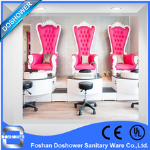 hot sale alibaba electric foot spa massage pedicure chair / manicure pedicure chairs
