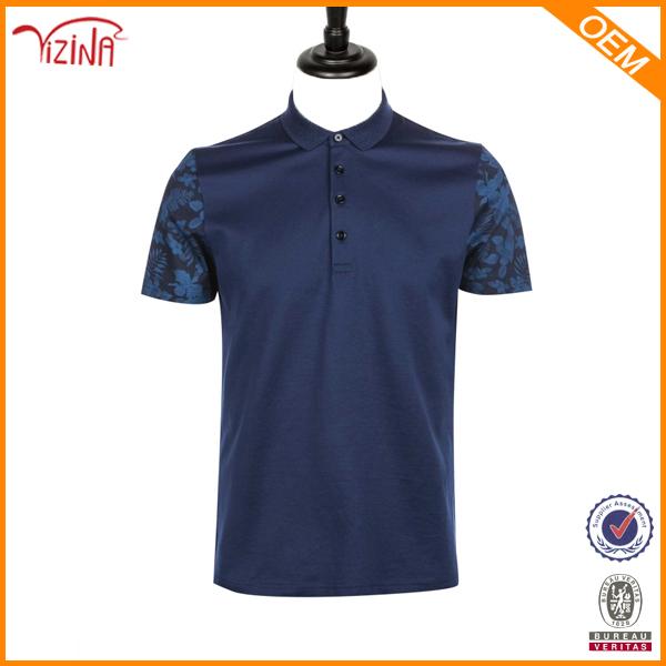 Wholesale Blank Polo Shirt Manufacturer Man Polo T Shirt