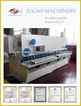 QC11Y-8X3200 guillotina hidráulica