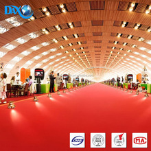 DBJX nonwoven used carpet fairs and wedding