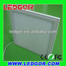 2012 European style 600*600mm LED panel Warm white with CE RoHS