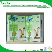 japanese happy life gold detox foot patches