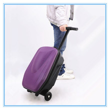 New baby gift self balancing scooter luggage carrier