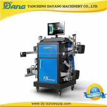 wheel aligner ccd equipment with top quality CE certificate
