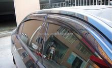 car window visor wind deflector door visor Mugen style VW PASSAT 2005-2013