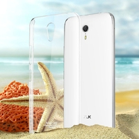 IMAK Transparent Crystal Plastic Hard Cover Case For Lenovo ZUK Z1
