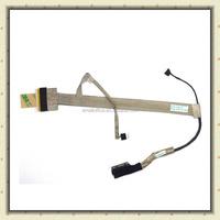 "Laptop LCD Screen Video Flex Cable for HP Compaq CQ70 Pavilion G70 G70T 17"" Series 50.4D001.001 50.4D007.002 485420-001"