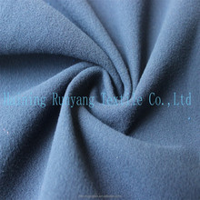 spandex blend brushed fabric for clothing/outwear