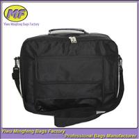 600D oxford laptop bag shoulder bag black SYB020
