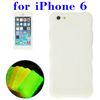 China Supplier Luminous Silicone case for iPhone 6