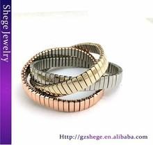 handmade popular at high quality fashion elastic bracelet