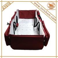2015 Christmas Hot Sell Versatile 600D Baby Travel Cot Bag Baby Travel Bag