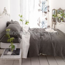 90 inch 110 inch extra wide linen fabric for bedding sheeting
