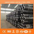 B / ASTM A 106 gr. A53 tubería de acero al carbono y tubos