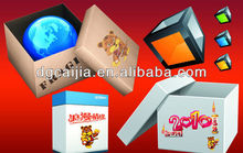 Custom Wedding Favour Gift Box for Wedding Invitation Cards(Shenzhen factory)