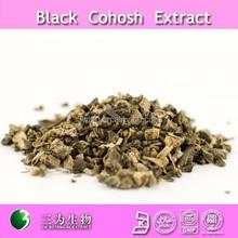 supply high quality black cohosh p.e / black cohosh powder