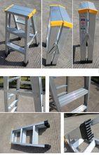 Super quality Crazy Selling aluminum ladder racks for pick ups