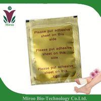 Original !Jun Gong Gold Bamboo Foot Patch, Bamboo Detox Patch/ Slimming Gold Detox Foot Patch( Medicine Powder for Weight Loss)