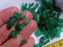 Emerald ROUGH GEMSTONE