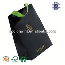 u color handmade paper bag