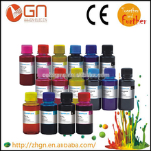 Zhuhai GN Nice Dye Ink Textile Ink for Printer For Epson Printer with DX4/DX5/Dx7 Printhead