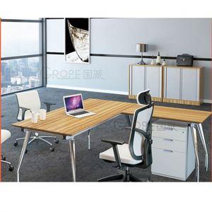 Khuyến mãi viết bàn văn phòng bàn chân kim loại, meijer bàn máy tính