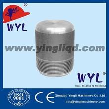 Thread 2000lbs A105 Forged steel Round head plug