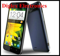 Smart Phone ZTE V967S MTK6589 Quad Core 5.0 Inch IPS Screen Android 4.1 OS Wifi 3G Smart Phone